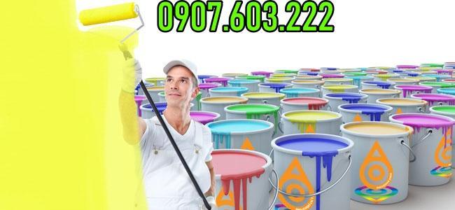 Thợ sơn tại phú nhuận, chuyên lăn sơn tường nhà, tư vấn màu sơn phù hợp với ngôi nhà bạn, sơn màu phong thủy để kinh doanh. chuyên gia sơn nước, sơn chống thấm tường.