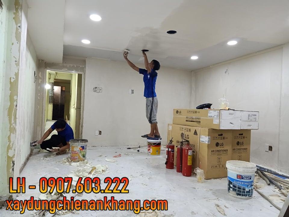 Dịch vụ sơn sửa lại nhà, thi công sơn nhà cũ trọn gói, tư vấn màu sơn nhà đẹp, báo giá sơn nhà cấp 4,