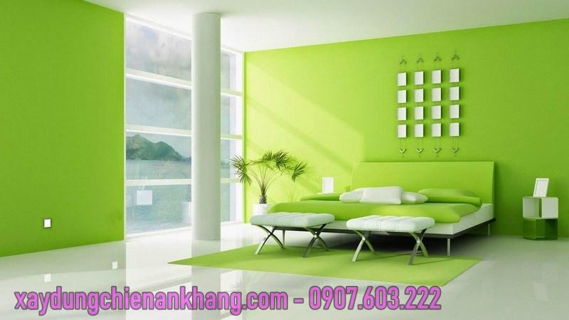 Thợ sơn nhà chung cư tân phú, sơn sửa lại căn hộ cao cấp, tư vấn sơn nhà chung cư, sơn chung cư đẹp giá rẻ.