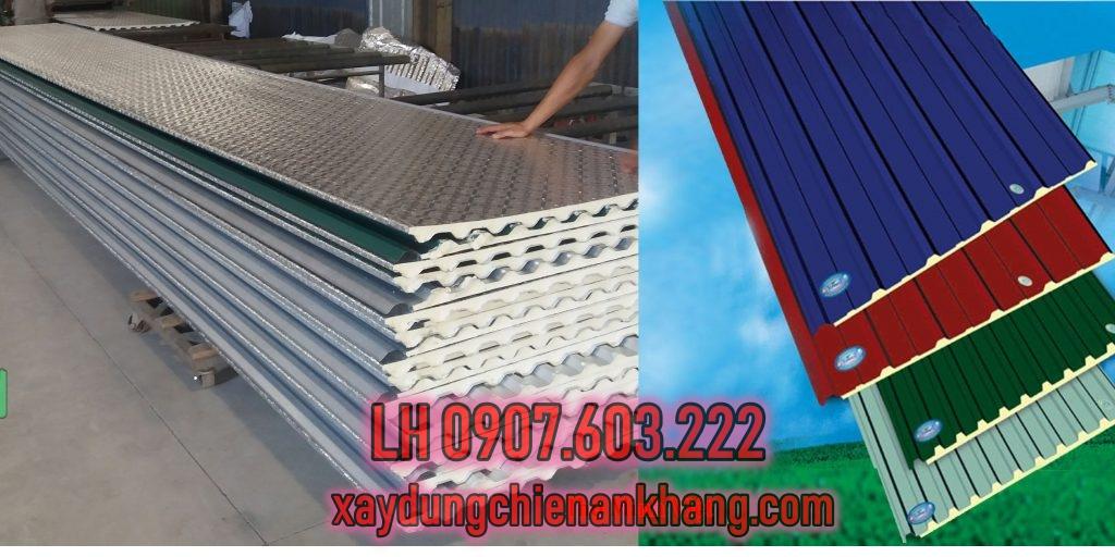 Dịch vụ lợp mái tôn ở phú nhuận, nhận sửa mái tôn, chống dột mái tôn, chống thấm mái tôn.