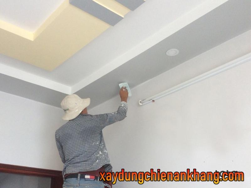 Thợ sơn nhà giá rẻ HCM , chuyên cung cấp dịch vụ sơn nhà TPHCM giá rẻ, cung cấp vật liệu sơn nhà ở hcm