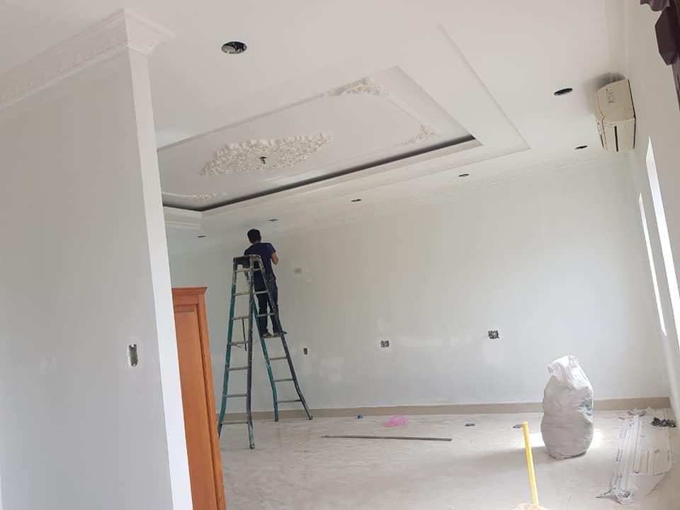 Dịch vụ sơn sửa lại nhà tại quận 6 giá rẻ, là đơn vị chuyên cung cấp thợ sơn sửa lại nhà khu vực quận 6. Nhận sơn lại nhà chung cư, nhà cấp 4, nhà biệt thự, nhà lầu, nhà trọ, nhà cho thuê, quán xá, sơn lại nhà xưởng... Với đội thợ nhiều năm kinh nghiệm trong lĩnh vực xây dựng, thi công nhanh đảm bảo chất lượng công trình, cũng như tiến độ theo khách hàng yêu cầu. Nhận sơn lại nhà theo yêu cầu của khách hàng, sơn nhà theo phong thủy, hỗ trợ tư vấn màu sơn tốt nhất. Tham thảo bảng báo giá sơn nhà tại tphcm của chúng tôi.