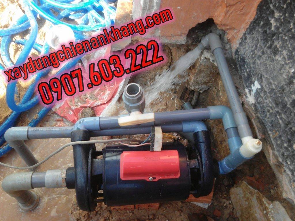 Dịch vụ sửa giếng khoan ở bình thạnh, sửa máy bơm nước gia đình & công nghiệp. sửa ống nước, lắp đặt ống nước.