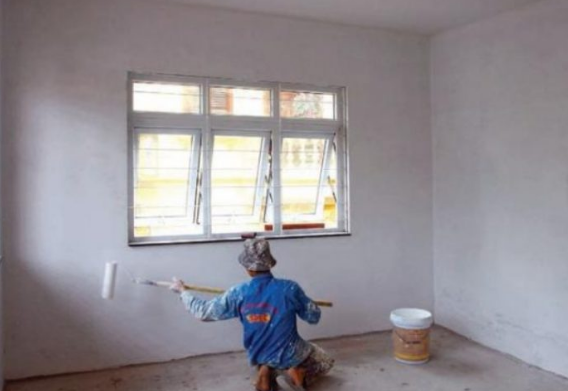 thợ sơn lại nhà xưởng tại bình dương
