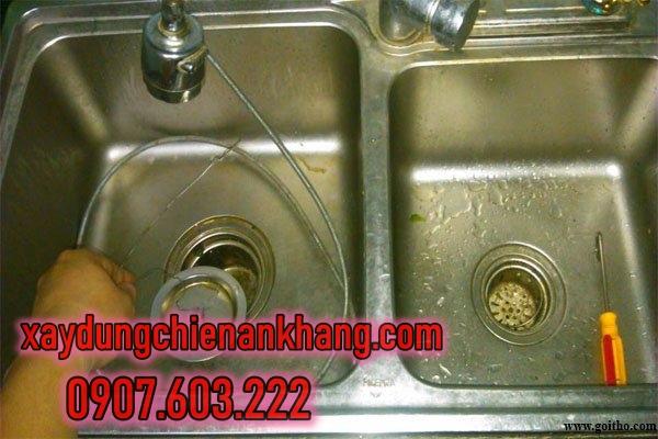 Dịch vụ thông tắc bồn rửa ở Quận phú nhuận, chuyên xử lý mọi vấn đề tắc nghẹt bồn rửa lavabo, nhận lắp đặt chậu rửa, lavabo, thông ống nước thải,...